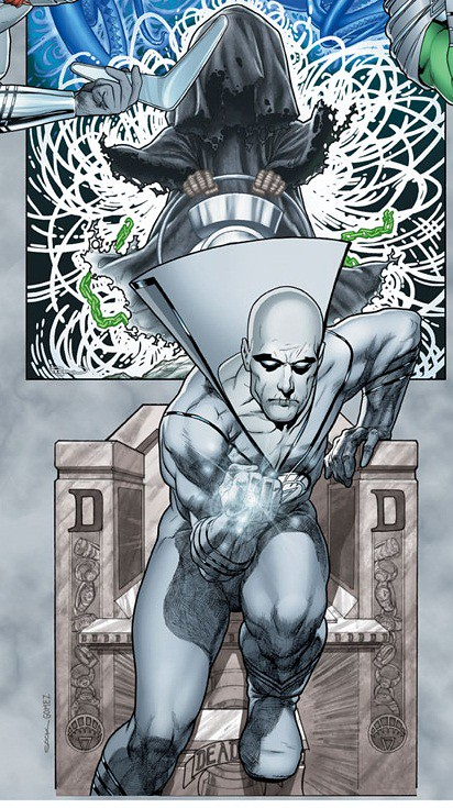 DC Comics White Lantern Deadman