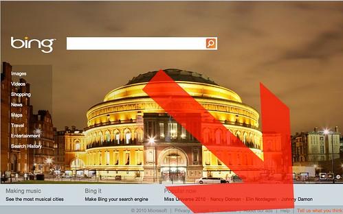 Bing Spam Reporting