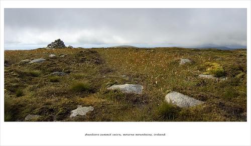 Shanlieve Summit Cairn