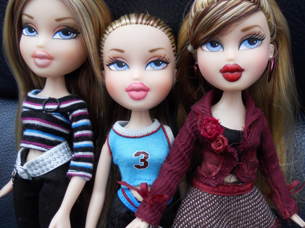 the worlds newest photos of bratz and triplets flickr