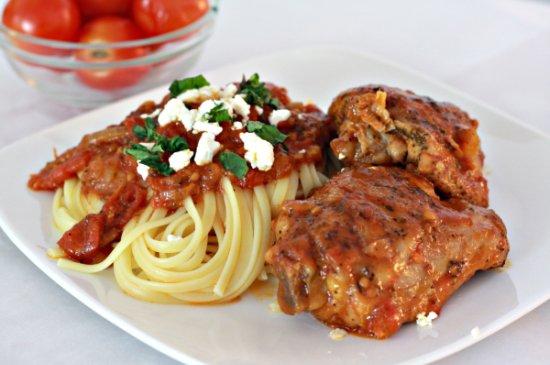Tomato & Butter Sauce 550