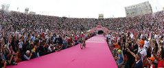 Liquigas-Doimo win the Giro with Mavic