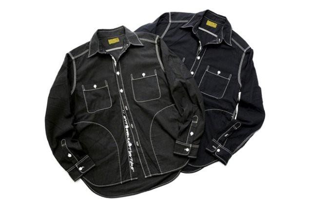 futura-laboratories-2010-fallwinter-chambray-work-shirt-0