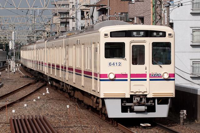 京王電鉄6000系6717F 営業運転最終日