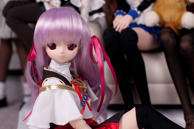 Dollfie Dream 人偶 DD娃娃 Estel Freesia エステル