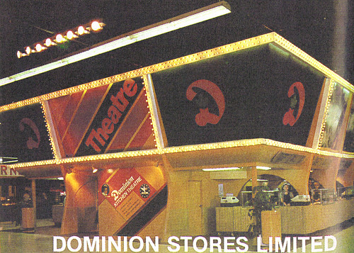 1980 CNE Food Building: Dominion
