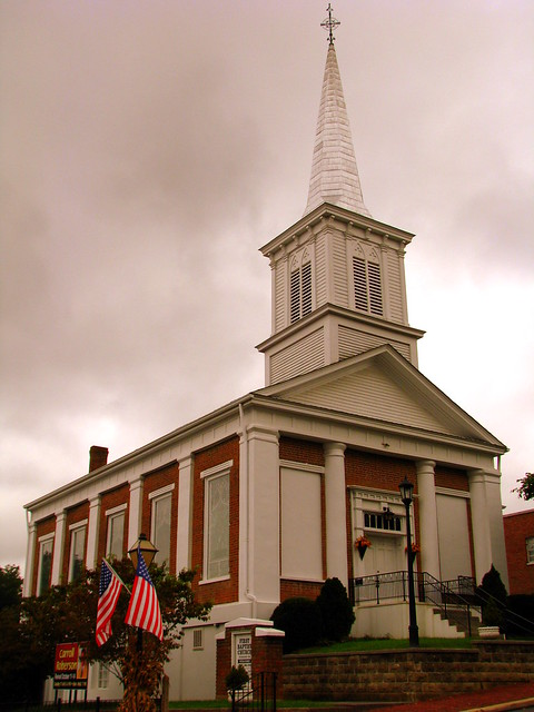 First Baptist Church - Jonesborough, TN