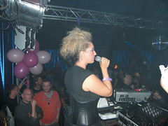 "Live Set ""Pink Monday"" 2009 (seldademirbas) Tags: gay music singer selda electrohouse useyourhead 100purelove pinkmondaypachaselda100pureloveuseyourheadelectrohousesingermusicgaypinkmondaytigerrecords"