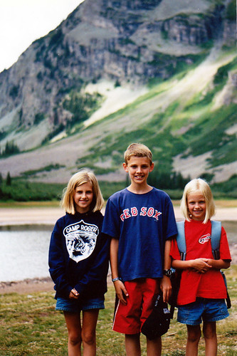 crater lake maroon bells 2002