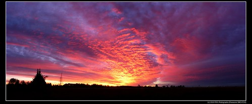 Colorful Sunrise in Carden
