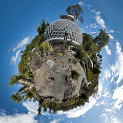 Mt Cootha Gardens Little Planet