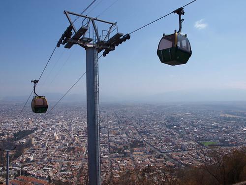 Salta: Cerro San Bernardo (vistas)