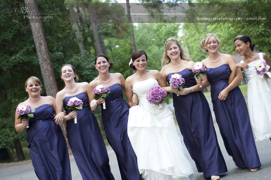 Bridesmaids Walk