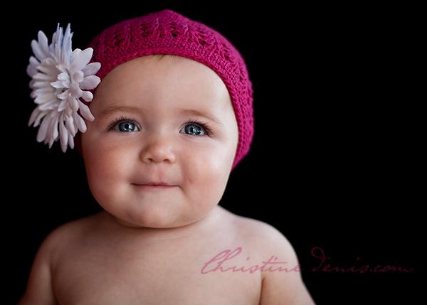 "Baby ""K"" all grown up ~ Ottawa Baby Photographer"