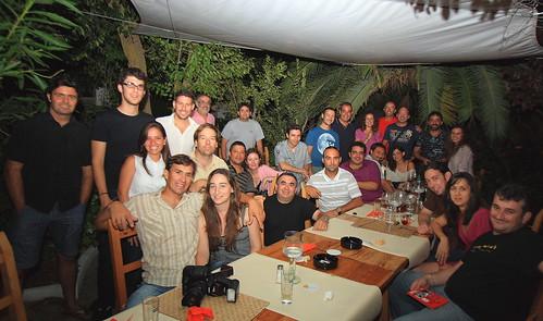 """II aniversario """"flickeros de Ibiza""""."""