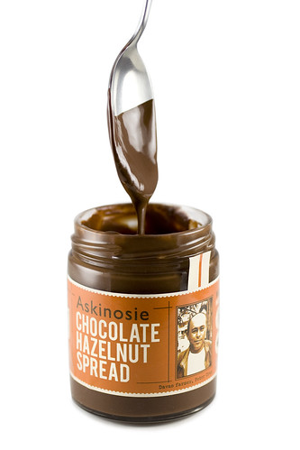 Askinosie Chocolate Hazelnut Spread