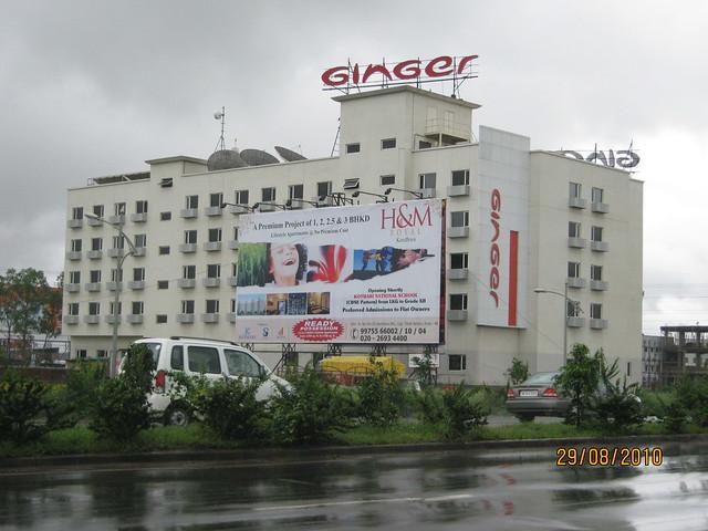 Ginger Hotel, Mumbai Pune Expressway, Wakad Pune