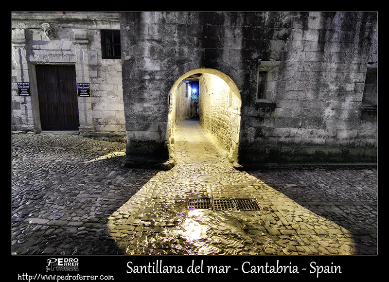 Santillana del Mar - Cantabria - Spain