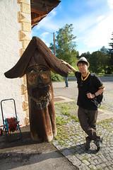 (DiNG_19o4 - SD.Lara) Tags: wood shop germany bayern deutschland bavaria carving ammertal