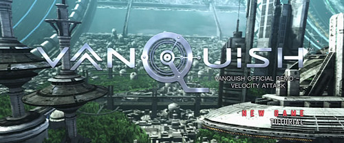 Vanquish demo from SEGA and Platinum Games
