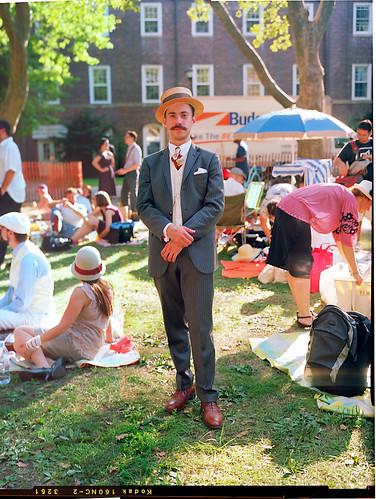Jazzy picnic, Governors Island,NY