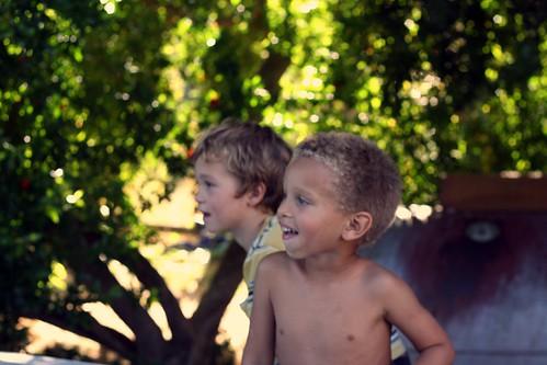 Elliot and Gabriel