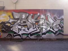 TEKN IDC (4GSMAG_DOTCOM) Tags: graffiti petaluma northbay idc tekn