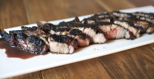 Beringer Great Steak Challenge – Last Practice