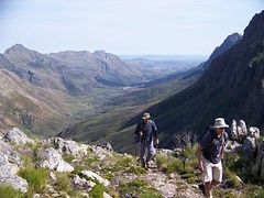 Kelson and Jonkershoek valley