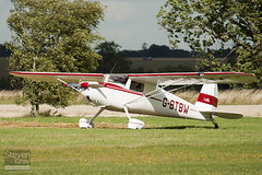 G-BTBW - 14220 - Private - Cessna 120 - Little Gransden - 100829 - Steven Gray - IMG_4600