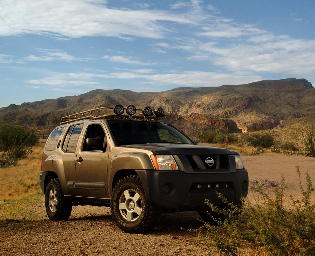 The xoskel xterra and montero offroad passport community forum aloadofball Gallery