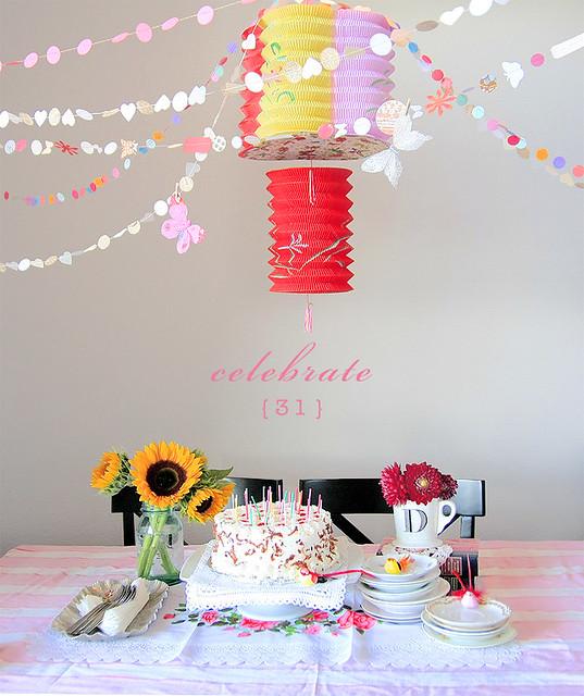 celebrating 31