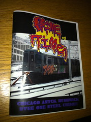 (theres no way home) Tags: 3 chicago zine magazine one graffiti steel crime issue bushwick zeb grimetime antck ghettop dvee