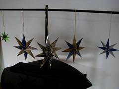 Bascetta Sterne - Bascetta Stars (Vielfaeltig2010) Tags: stars origami sterne bascetta