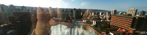 Panoramic View from Hotel