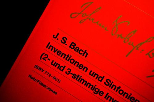 インベンションとシンフォニア ウィーン原典版
