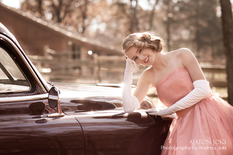 1951 Deluxe auto st. lous farm gracey kelly inspired shoot