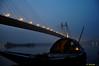 2nd Hoogly Bridge (Vidyasagar Setu) (Anjan05) Tags: india nikon kolkata westbengal cablestaybridge 2ndhooglybridge vidyasagarsetu cityofjoy incrediblebengal poschimbangla anjan05
