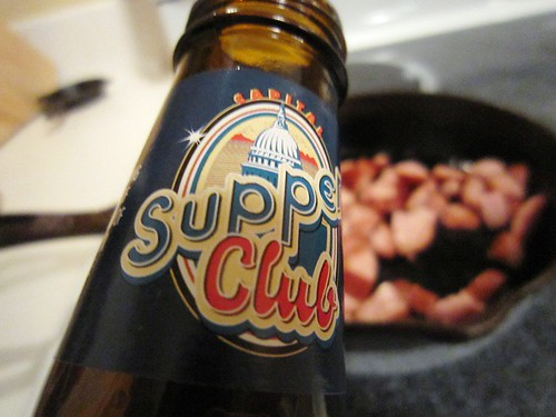The first rule about Supper Club is...