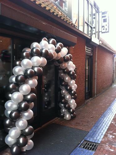 Ballonboog 6m Bar Tops Spijkenisse