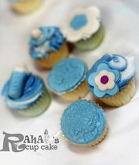 كب كيك مواليد (Rahf's cake) Tags: cupcake كيك rahaf مواليد كب رهف rahafs رهفز