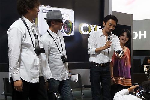 RICOH Talk Live CP+2011 03