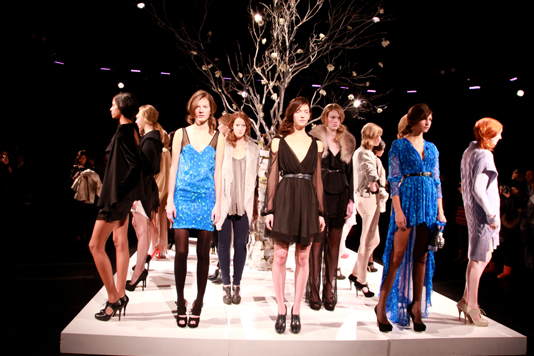 joycioci_blueblack - autumn/winter 2011