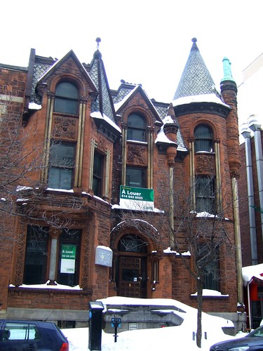 Peter Lyall House, Bishop and de Maisonneuve.