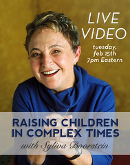 Raising Children in Complex Times with Sylvia ...