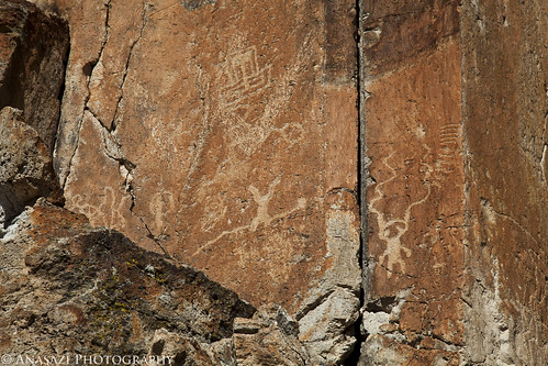 Clear Creek Canyon Petroglyphs