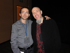 Jacob with Jordan Rudess