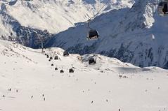 Tiefenbach Piste.jpg (Sredloms) Tags: wintersport ötztal sölden skieën wintersport2010 januari2010
