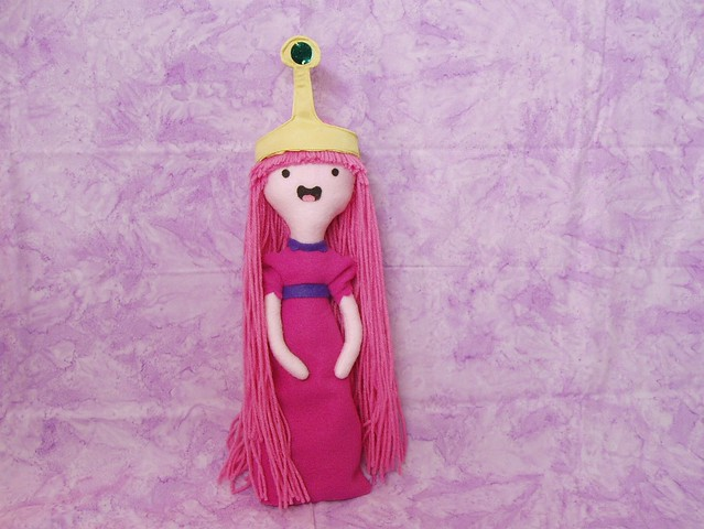 Princess Bubblegum Plush Doll