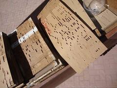 Cardboard Music (Hear and Their) Tags: hotel hand pneumatic cuba organ crank atlantico guardalavaca